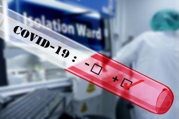 Sergipe registra sete novos casos de Covid-19 e um óbito