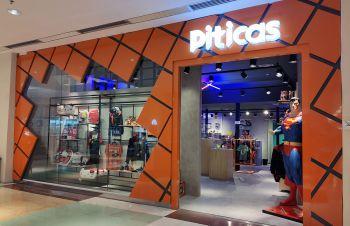 Piticas ganha moderna loja no Shopping Jardins