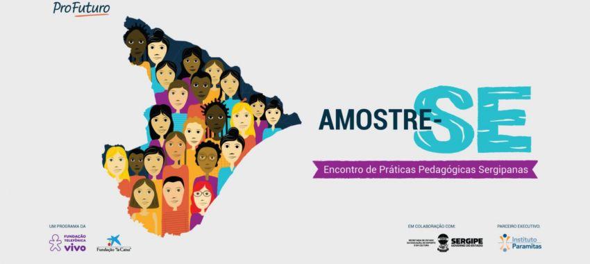 Amostre-SE: Seduc e Fundação Telefônica Vivo promovem segundo encontro de práticas pedagógicas sergipanas