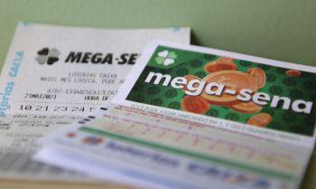 Mega-Sena sorteia nesta quarta prêmio acumulado em R$ 6,5 milhões