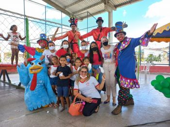 Prefeitura de Cedro realiza programação especial em comemoração ao Dia das Crianças