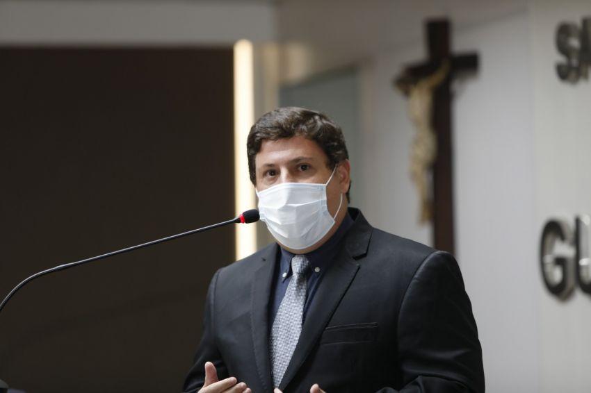 Com assinatura de João Marcelo, CPI da Covid-19 será instaurada em Sergipe